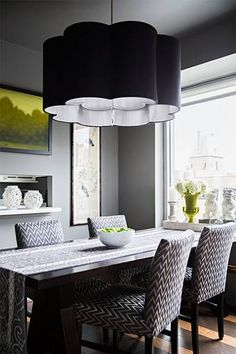 Petal Pendant designed by Vern Yip in his Manhatten apartment. Part of our Paris collection.
