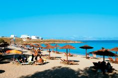 Punda Beach Club inParos