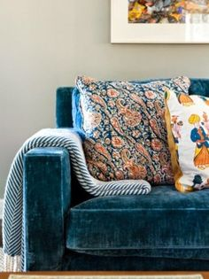 rich with colour | fantastic couch