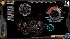 http://jamezzz92.deviantart.com/art/Avengers-Rainmeter-Skin-308366276