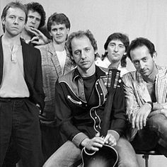 "Dire Straits.... Favorite 80's band....   ""The band is blown' Dixie double four time, you feel all write when you hear that music ring."""