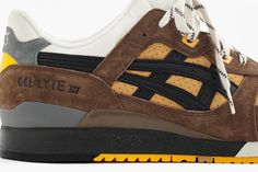 "J.Crew x Asics Gel Lyte III ""Dirt Road"""