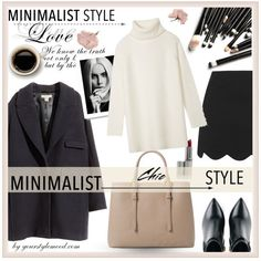 Chic minimalist outfit ideas for 2017 (30)
