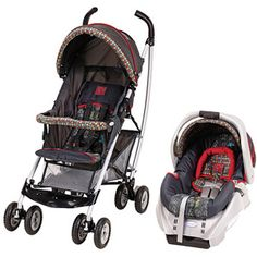 Graco - Mosaic Travel System, Mickey Mouse in the House