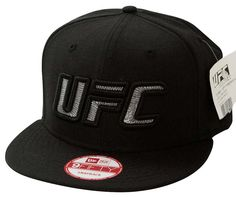 Boné UFC Snapback 950 9Fifty aba reta