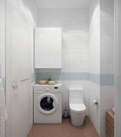 Baños de estilo escandinavo de Ekaterina Donde Design