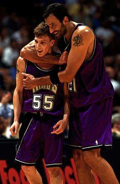19c883b1a Jason Williams   Vlade Divac Basketball Legends