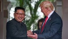 Foto: Handout / Reuters Norwegian Progress Party members nominate Donald Trump for the Nobel Peace Prize The Singapore summit has made US president Donald Trump a man of peace, according to two FrP MPs. They will now nominate him for the grandest award of all.