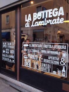 #Milan/La Bottega di Lambrate Photo by #GabriellaSimone www.futureconceptretail.com