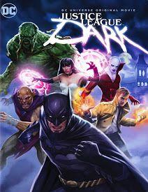 Ver Pelicula Justice League Dark Online Gratis
