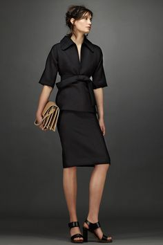 Marni Resort 2014 - different shoes, but otherwise a perfect office outfit