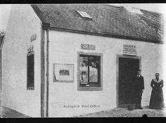 Post Office, Auldgirth near Dumfries c1900