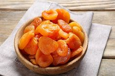 Superfoods To Eat During Pregnancy Dried Apricots