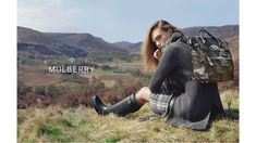 The Best Ads of Fall 2014 - Fall 2014 Fashion Campaigns Look Fashion, New Fashion, Fashion News, Fashion Brands, Autumn Fashion, Fashion Articles, Fashion 2014, Fashion Websites, High Fashion
