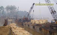 Geobag Sungai Kahayan