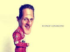 (C) Micoara Cosmin schumacher Pro Bono, Michael Schumacher, Caricatures, Movies, Movie Posters, Films, Film Poster, Cinema, Movie