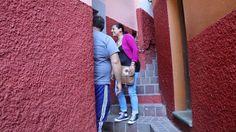 Leyenda del Callejón del beso y enamorados, Guanajuato, Gto.