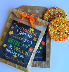 Thanksgiving Printable for Leaders. From Marci Coombs Blog