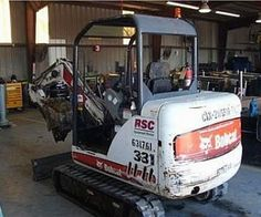 Used 2006 Bobcat Excavator for sale in Scottsdale, AZ, USA by Rsc equipment rental for only $ 21111 at construction-machinerytrader.com