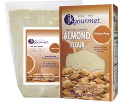 Our almond flour is guaranteed gluten-free and its powder-fine texture makes your baking goods just like they're supposed to taste!