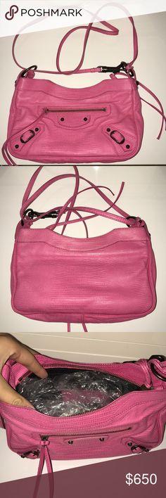 Balenciaga crossbody Pink balenciaga crossbody Balenciaga Bags Crossbody Bags