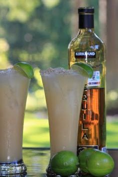 Beauties and the Feast:: Thirsty Thursday - Spice Market Ginger Margaritas