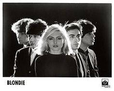 """Blondie - Deborah Harry #American rock band #songs: """"Call me!"""" and """"One way or another"""" #1978-81"""