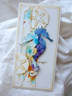 """""""Magic"""" Card by Vivian Keh 