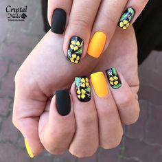 😎🌼💅 www.crystalnailstienda.es Royal Gel, Crystal Nails, Nail Artist, Nailart, Manicure, Nail Designs, Crystals, Beauty, Nail Bar