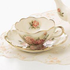 Princess tea cup
