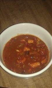 Sweet Potato Chilli - Recipe Details