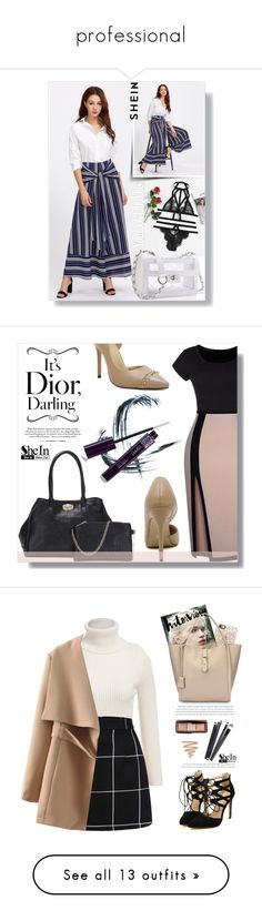 """""""professional"""" by thechefette ❤ liked on Polyvore featuring Alexander Wang, Movado, Bobbi Brown Cosmetics, Chloé, Chanel, skaterSkirts, logomania, ESPRIT, Casetify and WithChic"""
