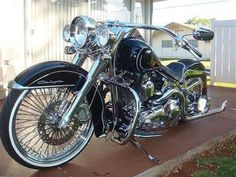 2006 Harley-Davidson FLSTN Softail Deluxe The Deluxe is the best! This one: Custom Maximus!