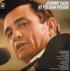 JOHNNY CASH At Folsom Prison 1968 UK 70's Issue by Beats45Records, $25.99