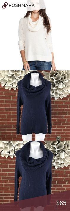 Joie Dimensional Chevron Cashmere Blend Sweater Please see photos for all measure! Sorry I do not model/trade!! This item comes from a smoke free, pet friendly home!! No rips, holes or stains to note!! I ship Monday-Friday to ensure quick delivery (orders placed after 7am will not be processed until the following day). Orders placed Saturday/Sunday will not be processed until Monday morning :)! Thanks for shopping my closet! JG3 Joie Sweaters Cowl & Turtlenecks