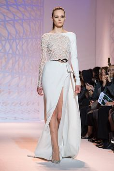 something different The Best Looks from the Couture Fall Winter 2015 Runway - Elle