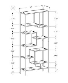 Clear Glass Gateway is part of Bookcase decor - Welded Furniture, Iron Furniture, Steel Furniture, Industrial Furniture, Furniture Decor, Furniture Design, Cheap Furniture, Recycling Furniture, Industrial Bathroom