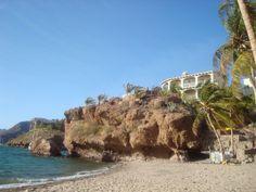 sancarlosfortin: playa en el caracol san carlos sonora