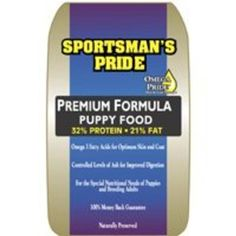 Sunshine Mills 4Lb Sportsmans Pride Puppyfood 10063 ** Read more reviews of the product by visiting the affiliate link Amazon.com on the image.