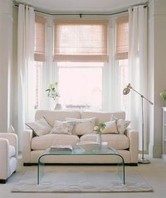 Cozy Space | This go-to neutral pairs perfectly with every shade, but don't underestimate its power to stand alone.