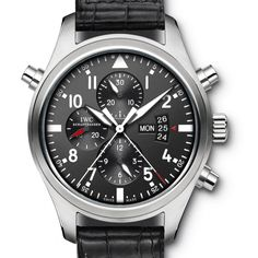 IWC PILOT'S WATCH - DOUBLE CHRONOGRAPH IW377801 €11100,00
