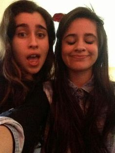 Camren // Camila Cabello and Lauren Jauregui // Fifth Harmony