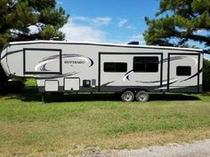 Check out this 2014 Heartland SILVERADO 36TB listing in Stillwater, OK 74075 on RVtrader.com. It is a Fifth Wheel and is for sale at $38500.