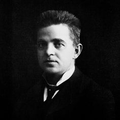 """Carl Nielsen (1865 - 1931) grew up in the countryside of the Danish island of Fyn (Funen), his parents poor but artistic. His father, Niels Jørgensen named his son according to old Danish custom (""""Niels's son""""), painted houses for a meager living, and was an amateur musician."""