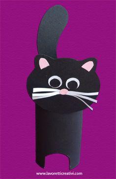 gatto-halloween-lavoretti-rotoli-carta-igienica