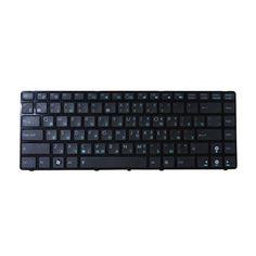 Amazon.com: Replacement for Asus UL30 N82 UL80 K42 U41 Series Laptop Keyboard Black Keys Black Frame Russian Layout: Everything Else