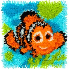 Collection D/'art Droopy Perro gruesa de punto de Cruz Cojín Kit De Panel