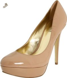 Charles by Charles David Women's Pure Platform Pump,Camel Patent,8.5 M US - Charles by charles david pumps for women (*Amazon Partner-Link)