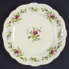 """Antoinette"" china pattern from Rosenthal."