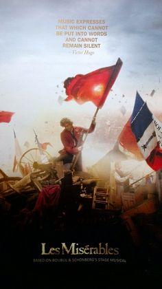 epic les miserables poster